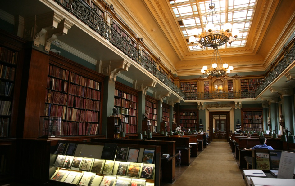National Art Library, London